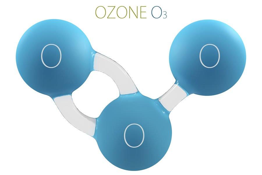 Descontaminación con Ozono